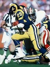 CT907 Eric Dickerson Los Angeles Rams Football 8x10 11x14 PopArt Photo