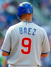 CT974 Javier Baez Chicago Cubs Baseball 8x10 11x14 PopArt Photo