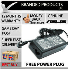 Genuine Original Asus Laptop Notebook Square Power Supply AC Adapter Charger for