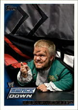 2010 Topps WWE #44 Hornswoggle