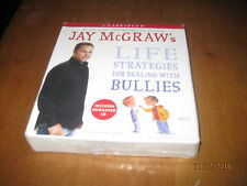 Jay McGraw's Life Strategies for Dealing with Bullies Audio Book Unabridged CD