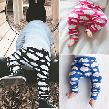 Cloud Baby Toddler Infant Boy Girl Unisex Trousers Leggings Pants Tights Bottoms