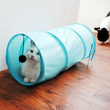 Cat Kitten Pet Play TENT&Tunnel Playground Toys Cat tub play house Hiding