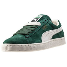 Puma Puma States Nm Unisex Trainers Green White New Shoes