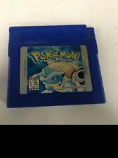 Pokemon Blue Version  (Game Boy Color, 1996)*Used chartridge only*