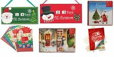 Christmas Cards Magical Wishes Folded Envelope Till Chritmas Xmas Gift