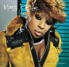 Mary J. Blige - No More Drama - MCA Records - 112 616-2 by Mary J. Blige