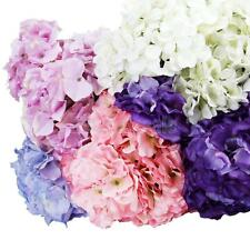 Artificial Silk Flower Hydrangea Bouquet Bridal Wedding Home Party Decoration