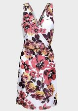 Brand New Ladies Size 12/ 16 Ex UK Chainstore Floral Dress. Evening Party Womans
