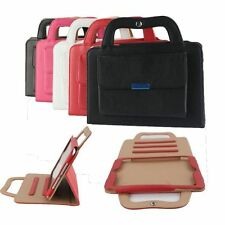 Universal Carrying Handbag PU Leather Case Cover with Stand For iPad mini 1/2