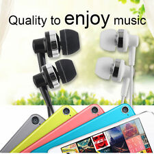 3.5mm True Stereo In-Ear Earphone Headset Earbuds Headphones For Cell Phone MP3