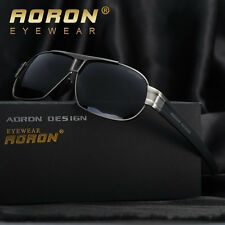Brand Men's Polarized Sunglasses Driving Glasses Aviator Outdoor Sports Eyewear