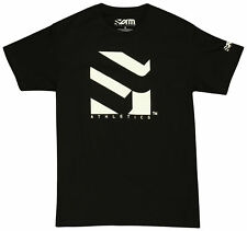 Form Athletics Serrated 2 T-Shirt (Black/White)