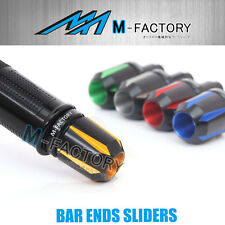 Tforce CNC Bar Ends Sliders Fit Honda CBR650F 14-16