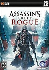 ASSASSIN'S CREED: ROGUE (BRAND NEW, SEALED.PC, 2015) FREE SHIPPING