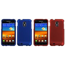 For Samsung Epic Touch 4G D710 Snap-On Hard Case Phone Skin Cover Accessory