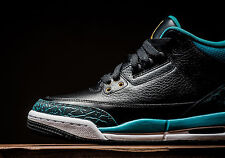 KID'S/GRADE SCHOOL AIR JORDAN 3 RETRO GG *441140-018* (JAGUARS) ASST. SIZES NIB