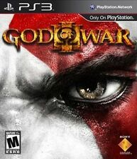 God of War III PlayStation 3 PS3 No Scratches or Scuffs