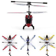 Authentic Syma S107G 3 Channel RC Remote Control Helicopter LED Flashing USB New