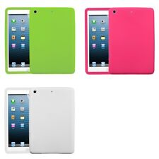 For Apple iPad Mini Silicone Skin Rubber Soft Case Phone Cover