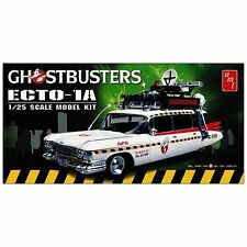 Ghostbusters Ecto-1A 1:25 Scale Model Kit BNIB