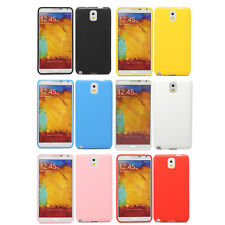 New Crystal Soft TPU Silicone Case Cover Skin For Samsung Galaxy NOTE 3 N9000