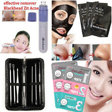 Face Blackhead Cleanser Facial Pore Cleaner Zit Acne Remover Skin Cleansing Tool