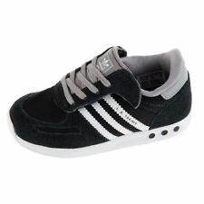 adidas Originals Childrens LA Trainers Laces Fastened Shoes Footwear