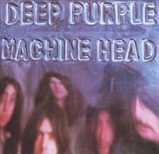 DEEP PURPLE classic Machine Head (CD, Oct-1990, Warner Bros.) nm !