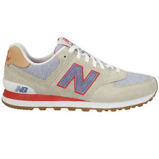 NEW Balance 19.4oz574PIC Beige Men's Lifestyle Shoes Trainers New