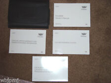 2017 Cadillac Escalade Factory GM Original Owners Manual Set Complete w/ Info Sy