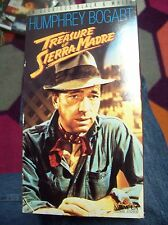Humphrey Bogart-Treasure of the Sierra Madre (1948)-VHS