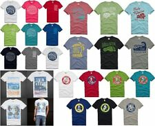 HOLLISTER BY ABERCROMBIE MENS T-SHIRT TOP TEE HCO SHIRT CALIFORNIA SURF ALL SIZE