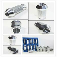 20 FOR CAR MODELS M12X1.25/1.5MM D1 SPEC FORGED ALUMINUM TUNER WHEEL LUG NUTS AC