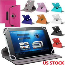 """Universal Folio Leather Flip Case Stand Cover For Android Tablet PC 7"""" 8"""" 9"""" 10"""""""