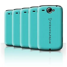 STUFF4 Back Case/Cover/Skin for HTC Wildfire/G8/Heart XOXO