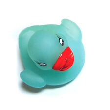 1PC Baby Kids Bath Bathing Duck Funny Multi Color Changing Flashing LED Toy Gift