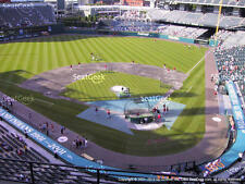 2 tickets Indians vs Angels Thursday 7/27 Section 456 Row A - Front row!