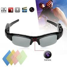 720P Glasses Hidden DVR HD  Camera Sunglasses Eyewear Digital Video Recorder MT