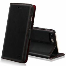 Luxury Flip Cover Magnetic Wallet Card Leather Case For Apple iPhone 7 7 Plus
