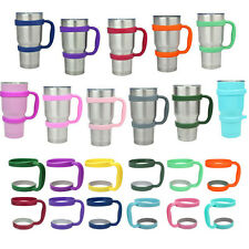20/30oz Lid Handle Straws For Yeti for Rambler Tumbler Replacement Cup Holder