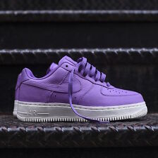 NIKE LAB AIR FORCE 1 LOW PURPLE STARDUST SIZE 8 9 10 11 12 13 JUST DON SUPREME