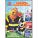 Bear in the Big Blue House - Heroes of Woodland Valley (DVD, 2004) Jim Henson's!