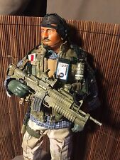 Set A 1:6 Soldier Story Hot Toys CIA PMC Trainer M-203 Afghanistan, Iraq etc. A+