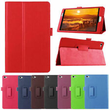 Luxury Premium Flip PU Leather Case Cover For Huawei M2 Pad Tablet 8.0inch