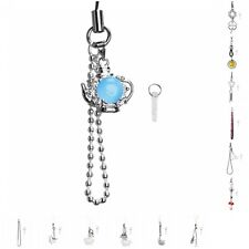 Universal CellPhone Charm Strap Attachment Cute Diamond Accessory For Phones
