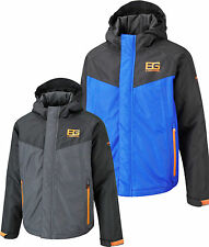 Bear Grylls Boys Core Plus Insulated Jacket Waterproof Coat Craghoppers