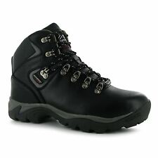 Karrimor Skido Waterproof Walking Boots Womens Black/Plumb Hiking Boots