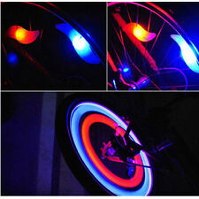 New Vogue Bright Bike Bicycle Cycling Car Wheel Tire Tyre LED Spoke Light Lamp c