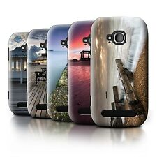 STUFF4 Back Case/Cover/Skin for Nokia Lumia 710/English Seaside
